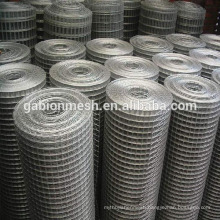 Hot sale 2x2 galvanized welded wire mesh fence panels/ galvanized welded wire mesh fence panels in 6 gauge.